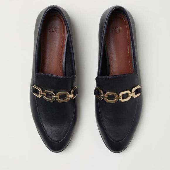 H\u0026M Shoes | Hm Black Womens Loafers